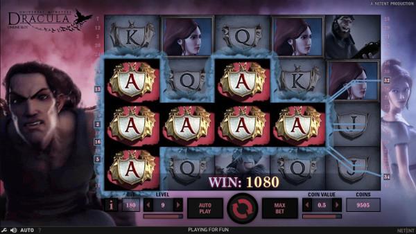 Игровой автомат Dracula - играть онлайн бесплатно в слоты от НетЕнт