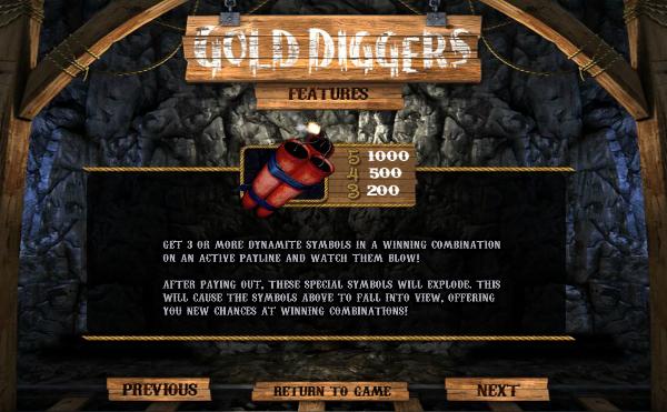 Игровой автомат Gold Diggers - выгодные бонусы и промокоды в Спин Сити казино