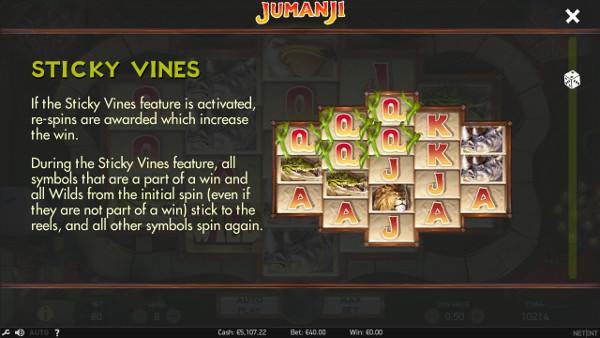 Игровой автомат Jumanji - за большими выигрышами в казино Вулкан Оригинал