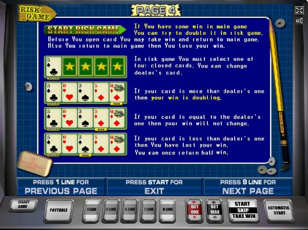 Игровой автомат Resident - выигрыши для настоящих шпионов в казино Вулкан Россия