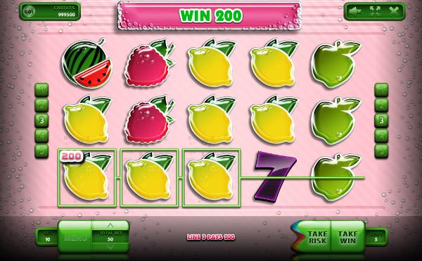 Игровой автомат Sparkling Fresh - бесплатно играй в казино Вулкан Платинум онлайн