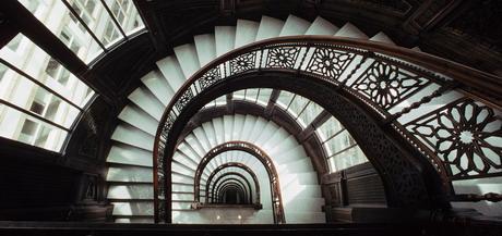 Винтовые лестницы для частного дома